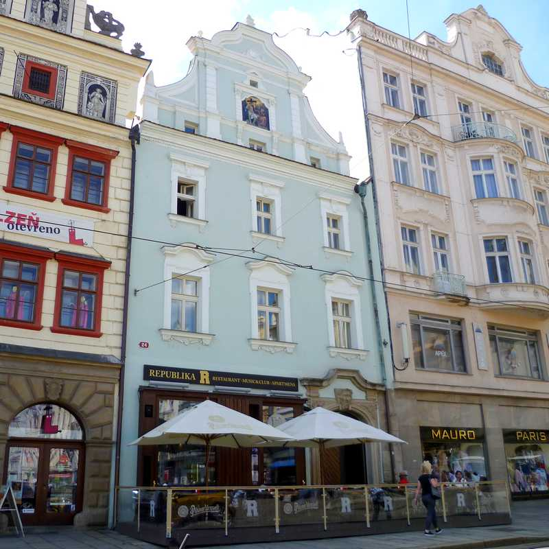 Plzeň hotels: book the accommodation in Pilsen CZ.