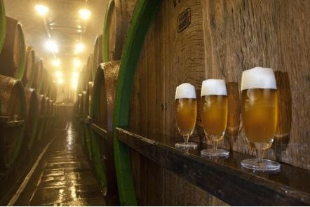 Places of interest in Plzeň: The most popular Pilsen attraction is Pilsner Urquell Brewery.