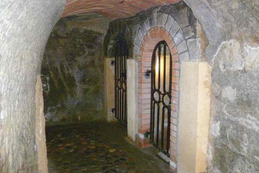 Pilsen attractions: Historic underground of Plzeň is popular among tourists and